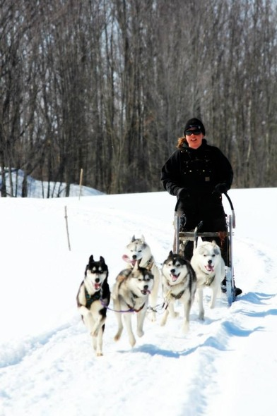 About Us Dogsledding Ontario