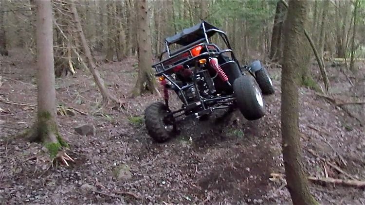 dune buggy trails near me